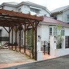 外壁リフォーム/ガーデンリフォーム/ビフォーアフター