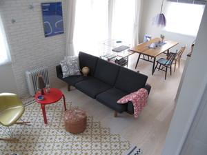 北欧デザインの家