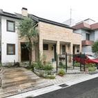 自然素材にこだわった体に優しい住宅