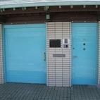 木製ドア 特殊塗装
